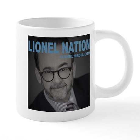 Lionel Nation 20 Oz Ceramic Mega Mug