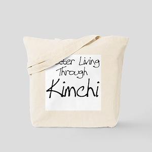 Kimchi Tote Bag