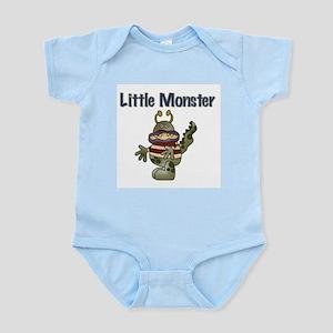 Little Monster Infant Creeper Body Suit