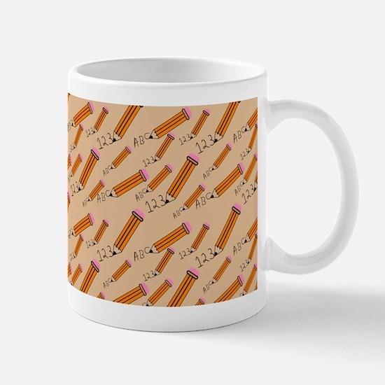 Cute Teacher supplies Mug
