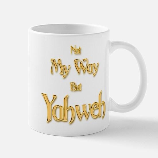 Funny Yahweh Mug