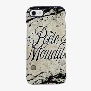 Poete Maudit iPhone 7 Tough Case