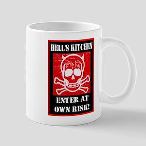 Hell's Kitchen Logo Mug