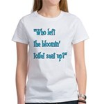 Family of Heroes toilet seat T-Shirt