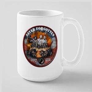 VT05 BIKER WALL Large Mug