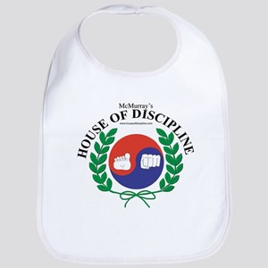 McMurray's House of Discipline Martial Arts  Bib