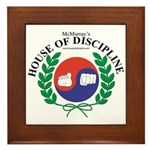 McMurray's House of Discipline Martial Arts Frame