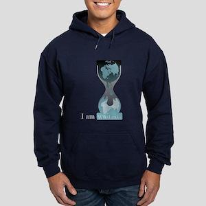 I Am WikiLeaks Hoodie (dark)
