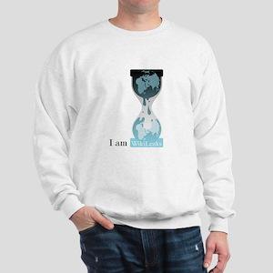 I Am WikiLeaks Sweatshirt