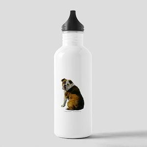 Bulldog Stainless Water Bottle 1.0L