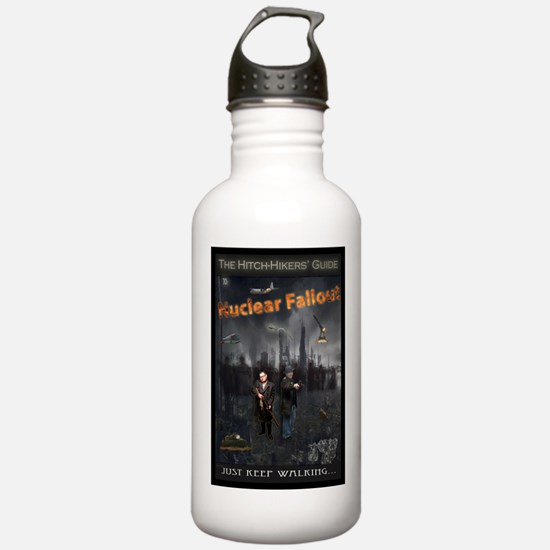 Cute Hitchhikers guide Water Bottle