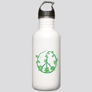 Green Peace Stainless Water Bottle 1.0L