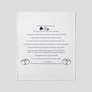 Top 10 Throw Blanket