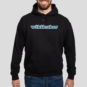 wikileaker Hoodie (dark)