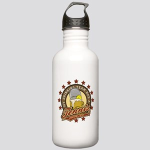 Tennis Drinking Team Stainless Water Bottle 1.0L