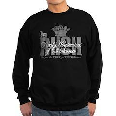 RHOK transparent Sweatshirt (dark)