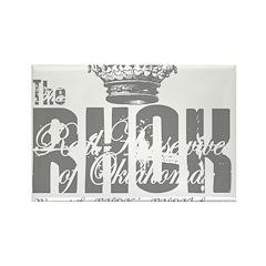 RHOK transparent Rectangle Magnet (100 pack)