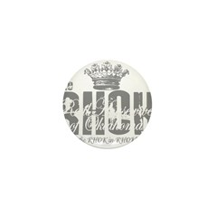 RHOK transparent Mini Button (100 pack)