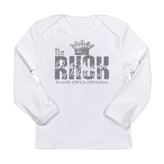 RHOK transparent Long Sleeve Infant T-Shirt