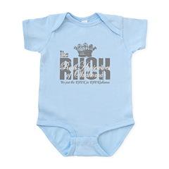 RHOK transparent Infant Bodysuit