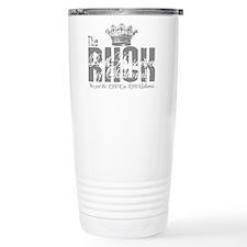 RHOK transparent Stainless Steel Travel Mug