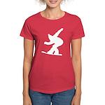 Snowboarding Women's Dark T-Shirt