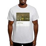 Boston-Night Ash Grey T-Shirt