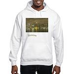 Boston-Night Hooded Sweatshirt