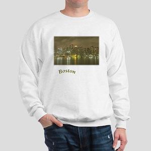 Boston-Night Sweatshirt