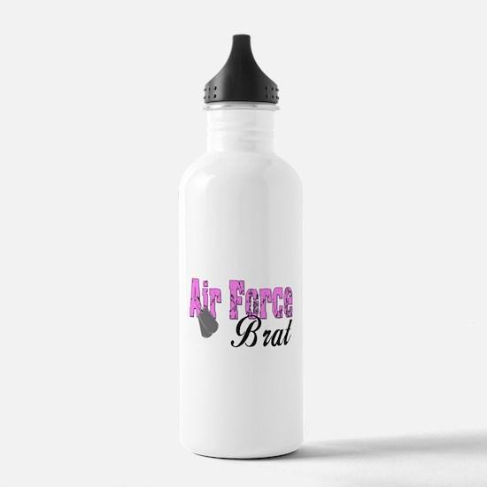 Air Force Brat ver1 Water Bottle