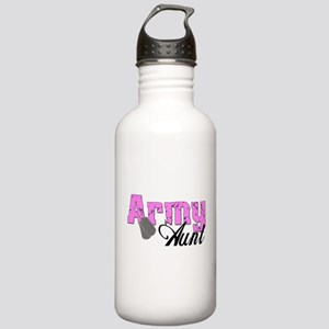 Army Aunt Stainless Water Bottle 1.0L