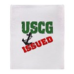 USCG Issued Throw Blanket