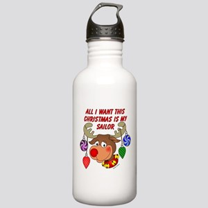 Christmas I want my Sailor Stainless Water Bottle