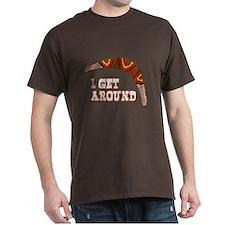 I Get Around Dark T-Shirt