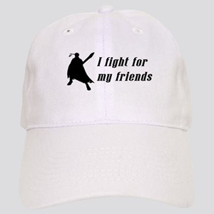I fight for my friends Cap