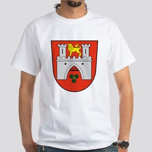 Hannover Coat of Arms White T-Shirt