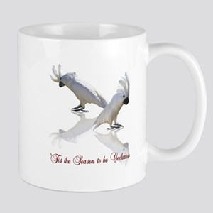 tis cockatoo Mug