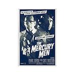 Mercury Men Magnet