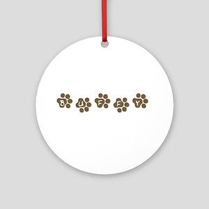 BUFFY Ornament (Round)