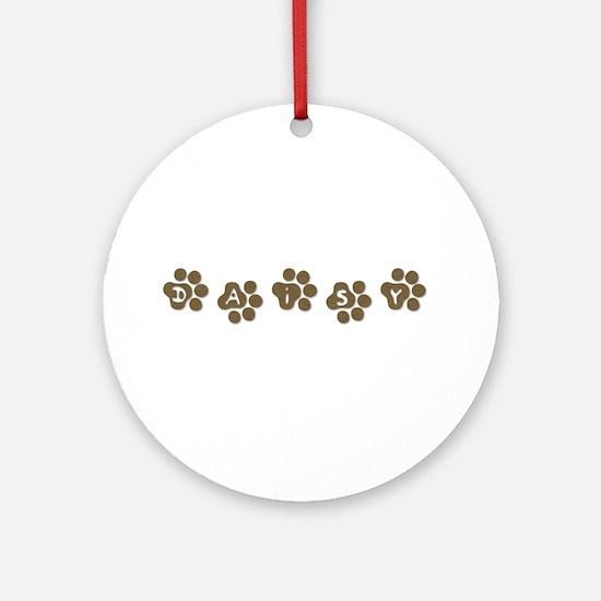 DAISY Ornament (Round)