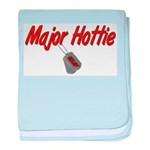 USAF Major Hottie baby blanket