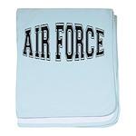 Air Force baby blanket