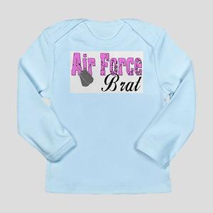 Air Force Brat ver1 Long Sleeve Infant T-Shirt