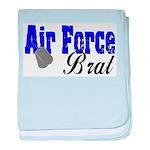 Air Force Brat ver2 baby blanket