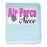 Air Force Niece baby blanket