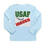 USAF Issued Long Sleeve Infant T-Shirt