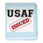 USAF Issued baby blanket