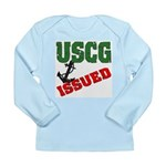 USCG Issued Long Sleeve Infant T-Shirt