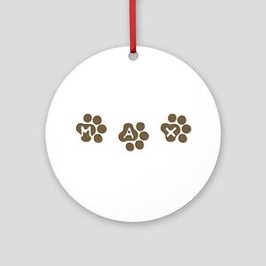 MAX Ornament (Round)