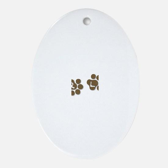 MERLIN Ornament (Oval)
